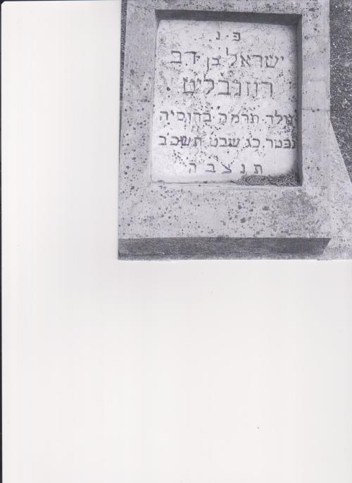 ישראל רוזנבליט