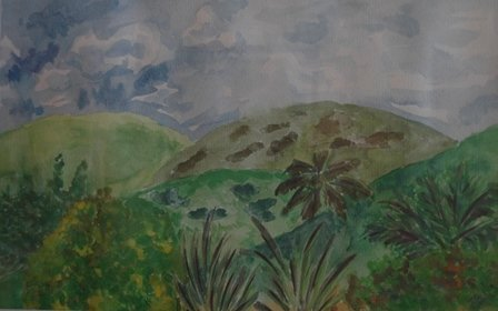 ציורים של גלילה מור