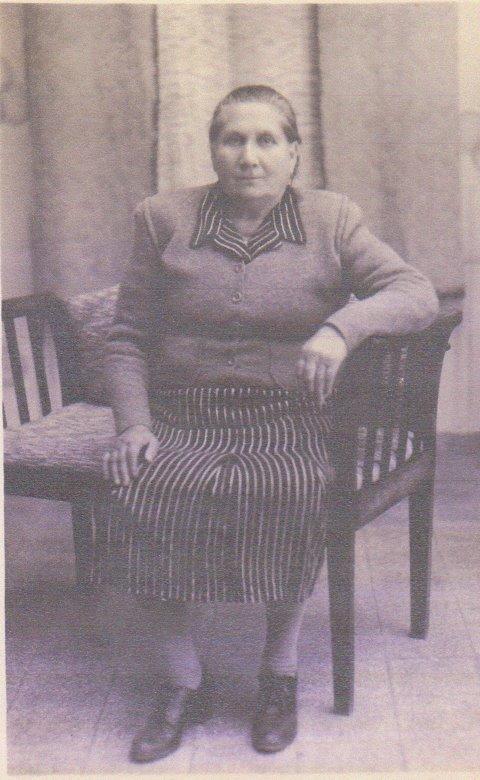 רחל לאה בת יקותיאל-מנחם פרידמן
