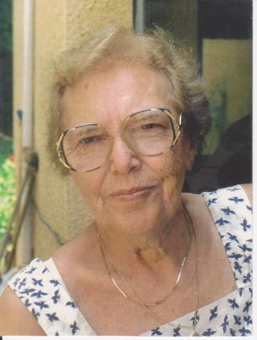 רחל שדה, בת שמעון ויונה פישר