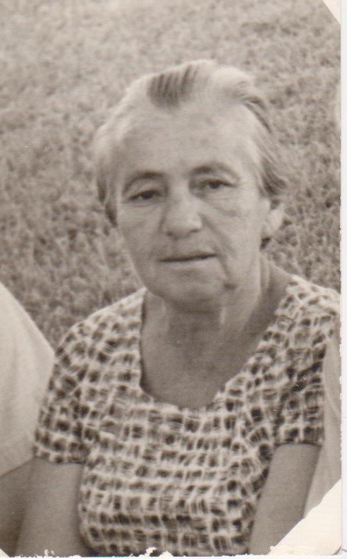 שרה שמי בת יצחק קשצ'נובסקה