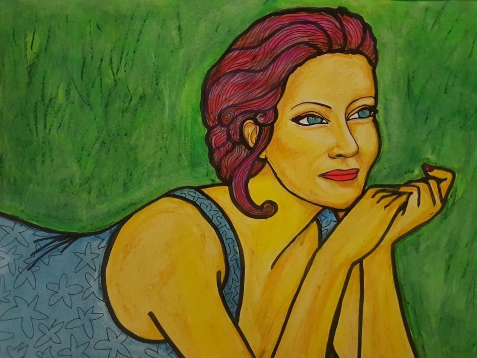 ציורים של פאולה פרידמן רונן