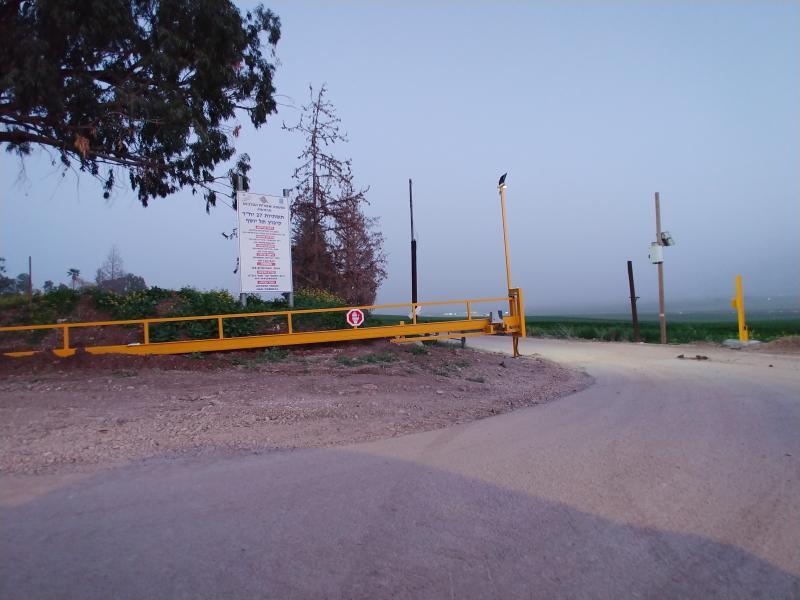 השער המזרחי החדש החל לפעול