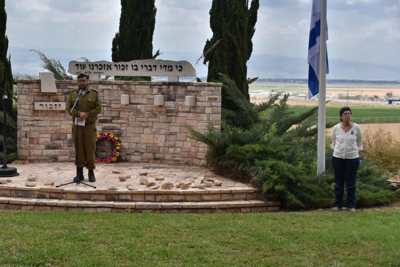 תמונות - יום הזיכרון לחללי מערכות ישראל ונפגעי פעולות האיבה 2019