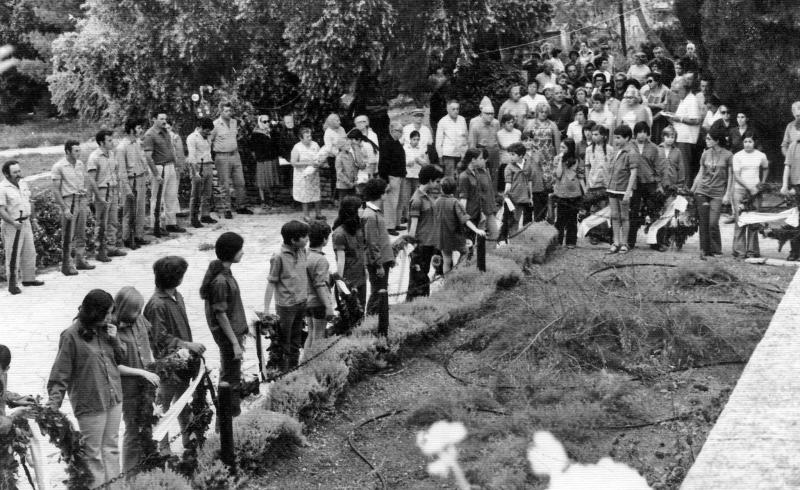 תמונות ימי זיכרון משנים עברו בתל יוסף